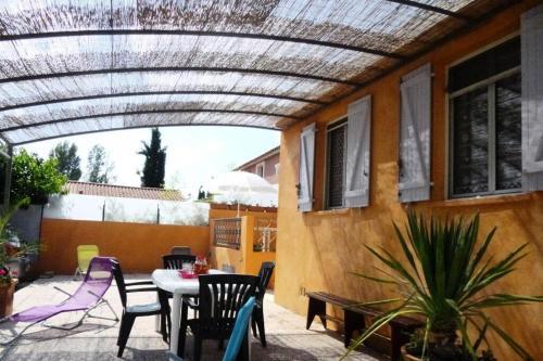 La Maison de Marguerite - Maison 4 Pièces 6 Personnes - 2km des plages/centre-ville 136058 - Location saisonnière - Cassis