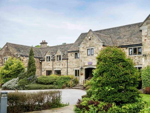 . Mercure Barnsley Tankersley Manor Hotel