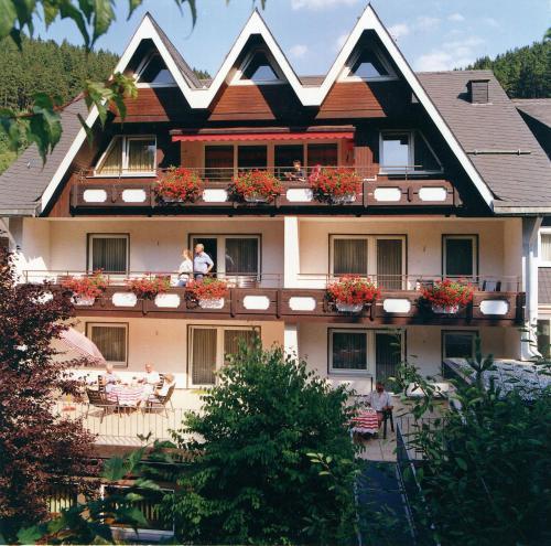 . Aparthotel Jägerhaus