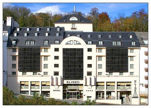 Hôtel Eliseo - Hôtel - Lourdes