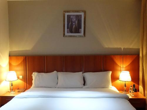 Swiss International Mabisel Port Harcourt 部屋の写真