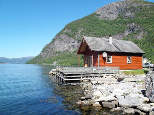 . Holiday Home Fuglsetfjorden - FJS229