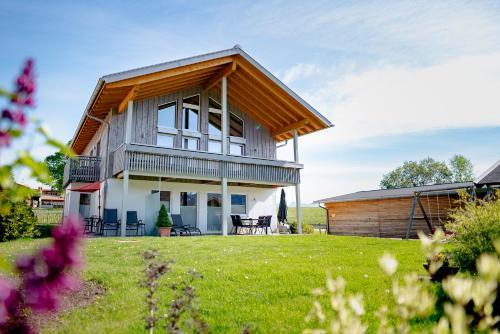 Landhaus Alpenflora - Apartment - Bolsterlang - Hörnerbahn