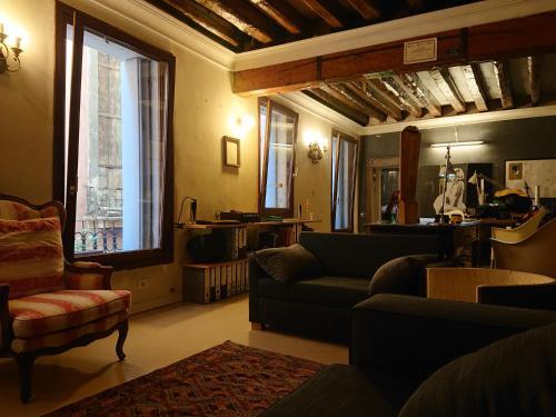 Studio Apartment San Marco 1825 fully sanitzd in Venedig