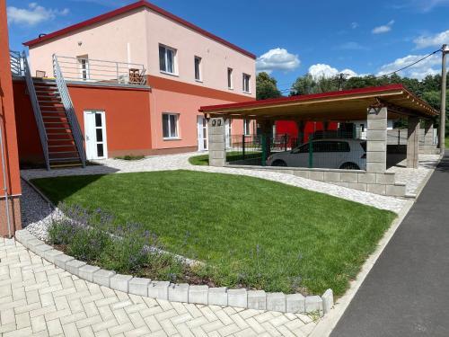 Apartmány Krupka - Accommodation - Krupka - Marsov