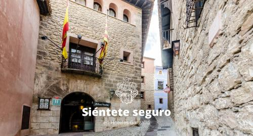 __{offers.Best_flights}__ Hotel Albarracín