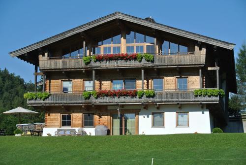 Appartement Seespitzhof - Apartment - Scheffau am Wilden Kaiser