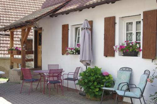 Gîte de charme au coeur du vignoble alsacien - Location saisonnière - Bernardvillé