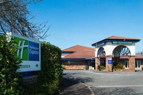 Holiday Inn Express Peterborough, An Ihg Hotel