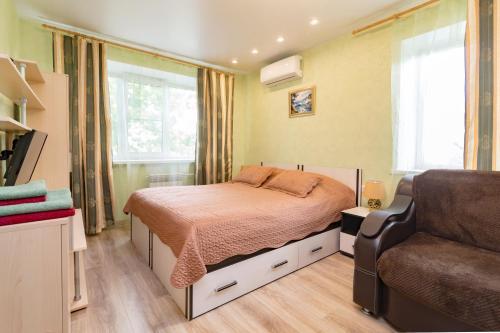 . Apartment on Nizhegorodskaya, 4