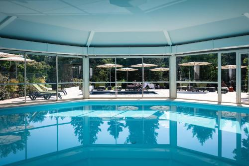Mercure Aix-les-Bains Domaine de Marlioz Hôtel & Spa - Hotel - Aix-les-Bains