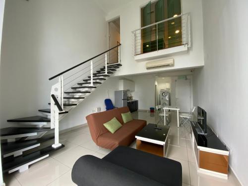 The Safe House Duplex Scott Garden, Kuala Lumpur