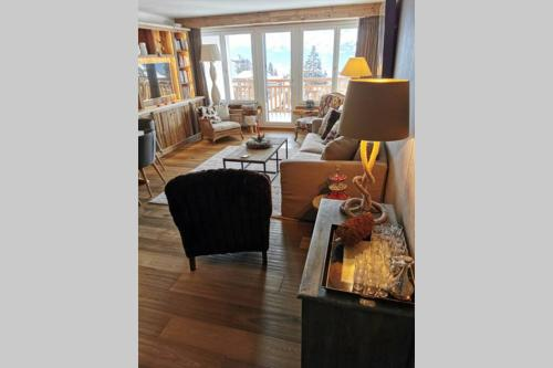 Beautiful apartment entirely renovated near the center - Chalet - Villars - Gryon