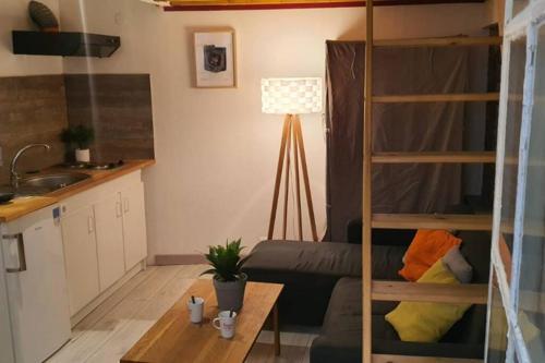 L 'authentik - Studio - Immersion Coeur de Ville - Location saisonnière - Nîmes