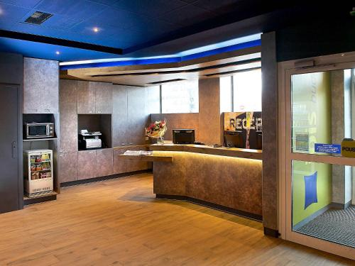 Hotel Ibis Budget Strasbourg Centre Gare