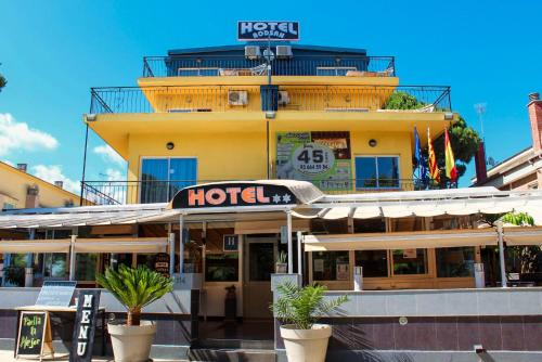 Hotel Rodsan Suizo, Castelldefels