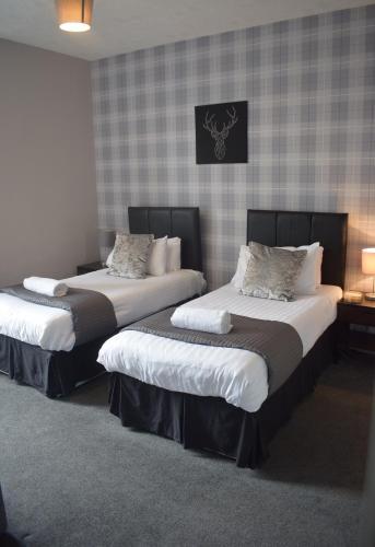 Kelpies Serviced Apartments Mcdonald- 2 Bedrooms, Falkirk