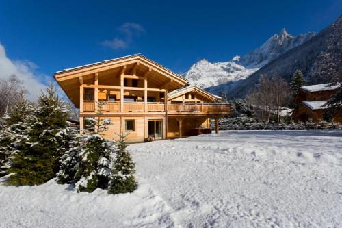 Chalet Isabelle Mountain lodge 5 star Chamonix