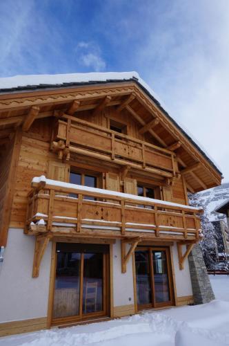 Chalet Faverot 1 Les Deux Alpes