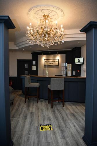 . Kildare House Hotel