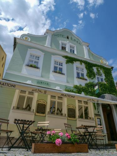 Hotel Šipka - Štramberk