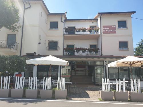 . Hotel La Favorita