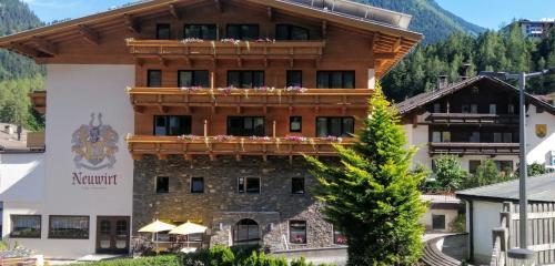 Hotel Neuwirt - Finkenberg