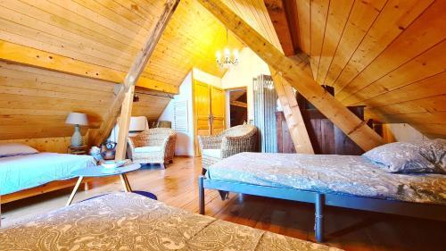 L'Annexe du Doux Nid - Accommodation - Chanaz
