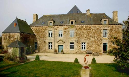 Le Plessix: Manoir Le Plessix-Madeuc - Chambre d'hôtes - Corseul