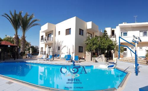 . C & A Hotel Apartments