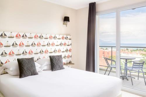 Best Western Plus Antibes Riviera - Hôtel - Antibes