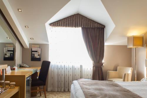 תמונות לחדר Bilkent Hotel and Conference Center