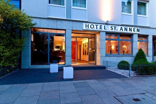 Hotel St. Annen impression