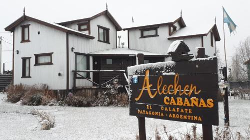 Cabañas Alechen
