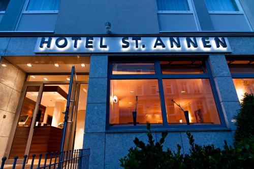Hotel St. Annen photo 8