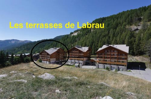 Les Terrasses de Labrau - Apartment - La Foux d'Allos