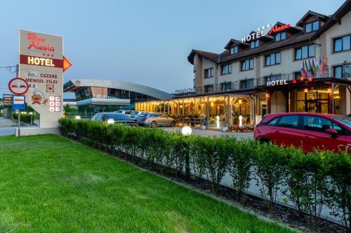 . Hotel Restaurant Alesia