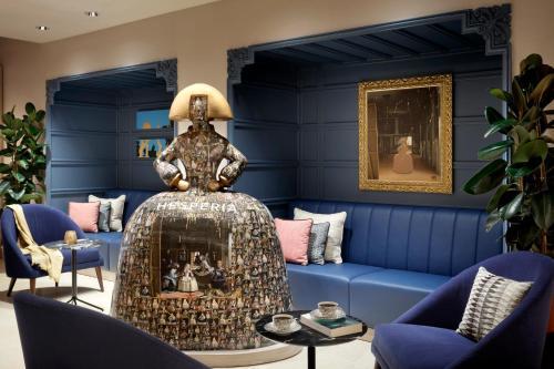 Hesperia Madrid Hotel - A Hyatt Affiliate - Photo 5 of 73