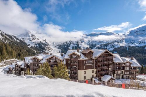 Résidence Pierre & Vacances Premium Les Terrasses d'Hélios - Accommodation - Flaine