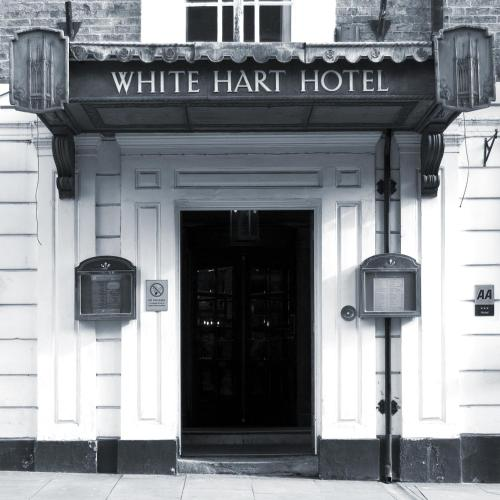 The White Hart Hotel Lincoln, Lincolnshire