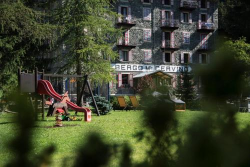 Albergo Monte Cervino - Hotel - Champoluc