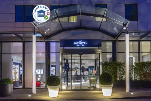 Novotel Suites Genève Aéroport - Hotel - Geneva