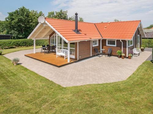 Three-Bedroom Holiday home in Bjert 2, Pension in Sønder Bjert bei Kolding