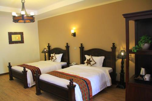 Deluxe Double or Twin Room (Day use 3 hours) 12:00- 15:00 hrs