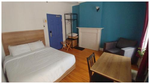 Auberge Internationale de Quebec - Accommodation - Quebec City