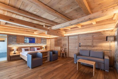 . Hotel Crusch Alba Swiss Lodge Zernez