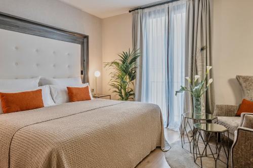 Habitación Doble Superior - 1 o 2 camas Boutique Hotel Posada Terra Santa 1