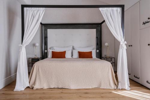 Habitación Doble Premier - 1 o 2 camas Boutique Hotel Posada Terra Santa 4