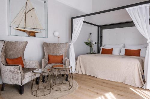 Habitación Doble Premier - 1 o 2 camas Boutique Hotel Posada Terra Santa 1