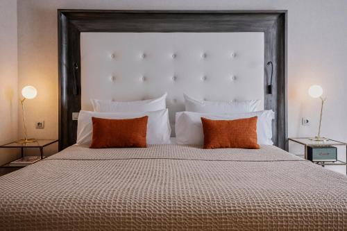 Habitación Doble Premier - 1 o 2 camas Boutique Hotel Posada Terra Santa 10